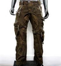 P-Cargo Full Length Pants