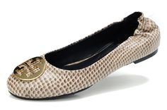 Tory Burch 8607 leather flats