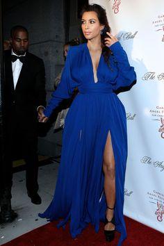 Kim Kardashian's Best 2012 Fashion - Kim Kardashian's Best Outfits of 2012, Relatively Speaking - StyleBistro