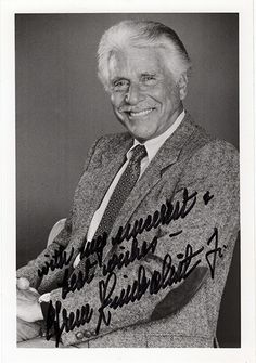 Former TV Star Efrem Zimbalist Jr Autograph Signed Photo - come with certificate of authenticity. Efren was an American actor known for his starring roles in the television series 77 Sunset Strip and Classic Tv, Classic Movies, Famous Men, Famous People, Movies Playing, Stars Then And Now, Famous Stars, Old Tv, Vintage Movies