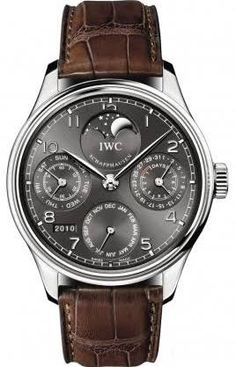 Beautiful watch.... IWC Iw502307 - Google Search