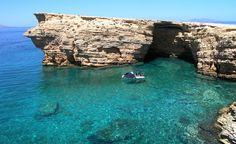 Pori, Ano Koufonissia, Görögország
