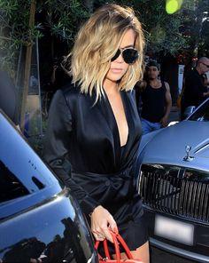 April 20th, 2017 - Khloe out in LA