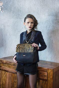 www.labelrose.it #bag #bags #shopping #ItalianDesign #animalier