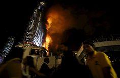 mini.press: Η κόλαση της φωτιάς στο Dubai (video)