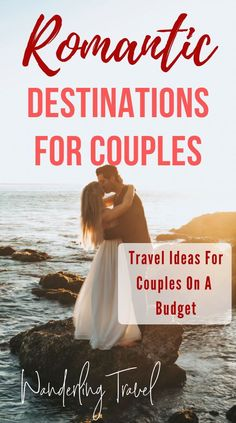 Romantic Destinations Abroad For Couples On A Budget. Take a look at what holiday vacations await you and your loved one. From tropical to city destinations you will be able to find something that fits the two of you. Click through for all the details! Best Romantic Getaways, Romantic Destinations, Romantic Vacations, Honeymoon Destinations, Romantic Travel, Dream Vacations, Vacation Savings, Honeymoon Ideas, Romantic Couples