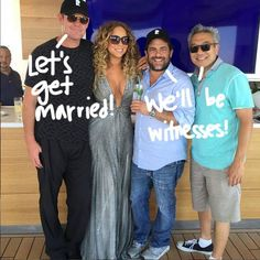 Marriage Already?! Mariah Carey's New Billionaire Boyfriend Wants To Put A Ring On It Once Her Divorce From Nick Cannon Is Official!