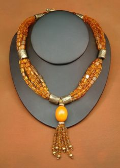 Gallery African Jewelry Jewellery Necklaces by Sonja Zytkow