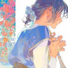 저장 Anime Art Girl, Manga Art, Character Illustration, Art And Illustration, Pretty Art, Cute Art, Art Sketches, Art Drawings, Character Design Inspiration