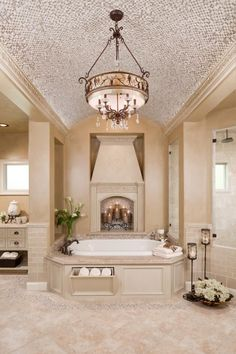 Traditional Bathroom Design Ideas, Pictures, Remodel and Decor Bad Inspiration, Bathroom Inspiration, Bathroom Inspo, Dream Bathrooms, Beautiful Bathrooms, Luxury Bathrooms, Glamorous Bathroom, White Bathrooms, Contemporary Bathrooms
