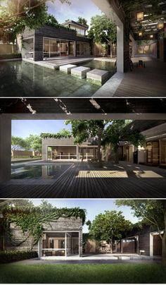 architectureblog:    roberto:    micheldacruz:    Pauld Nicholls // Architect, Visualizer