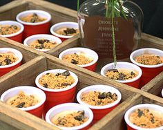 Chocolate Moonshine Frosty's from our 20147 Tiny Tasting by Thomas Caterers of Distinction | #Caterer #Indianapolis | 542.8333 |
