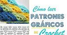 Cómo interpretar los patrones de crochet en diagramas y en texto