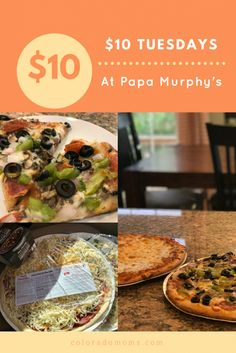 Summer is Here and so is Papa Murphy's $10 Tuesdays! #DealsAt425 #ad – ColoradoMoms.com