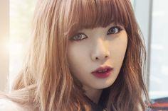 Hey, Sexy Lady: HyunA, K-Pop's Gangnam Girl - Page - Interview Magazine