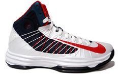 quality design 4882a a8626 Nike Lunar Hyperdunk 2012  USA  Also making a debut later this Summer and  likely landing on the feet of many member of the Team USA squad at the 2012  Summer ...