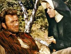 2 mules for sister sara - Google Search  My favorite Clint Eastwood movie