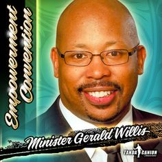Minister Gerald Willis: Living Single, March 8 at 8:30 am. Douglasville Conference Center