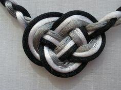 liking knot in Handfasting cord. Pagan Wedding Dresses, Wiccan Wedding, Viking Wedding, Renaissance Wedding, Christian Wedding Ceremony, Wedding Vows, Our Wedding, Wedding Things, Nordic Wedding
