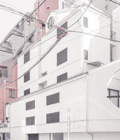 janvranovsky:  White volume in Ikebukuro |  Jan Vranovský 2016