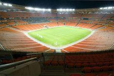 Soccer City - Johannesburg South Africa - South African national football team, Kaizer Chiefs F. National Football Teams, Football Stadiums, Soccer City, Kaizer Chiefs, Fifa World Cup, South Africa, Facade, Urban, Sands