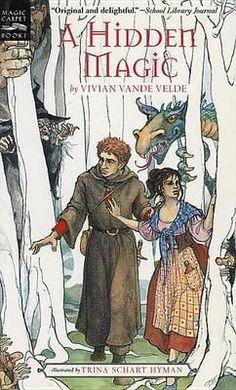 A Hidden Magic By Vivian Vande Velde, 9780152012007., Literatura dziecięca <JASK>