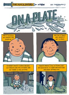 A short comic gives the simplest, most perfect explanation of privilege I've ever seen (via UpWorthy) (20 January 2016) A useful comic that illustrates the basics of economic privilege.