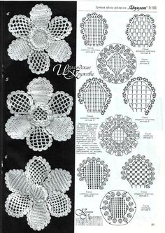 Watch The Video Splendid Crochet a Puff Flower Ideas. Wonderful Crochet a Puff Flower Ideas. Irish Crochet Patterns, Crochet Diagram, Freeform Crochet, Lace Patterns, Crochet Chart, Thread Crochet, Crochet Motif, Crochet Designs, Crochet Stitches