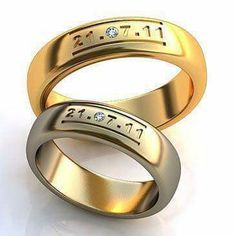 Explore The Different Kerala Wedding Rings Designs Including Kerala