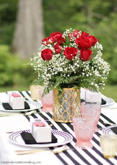 Host a Summer Soiree - Celebrations at Home