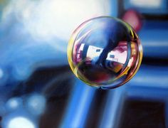 Bubble, acrylic on canvas, 120x100cm 2012
