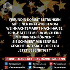 Freundin betrunken #derneuemann #humor #lustig #spaß #sprüche