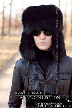 a819a7a7e609e 22 Best Men s fur hats images