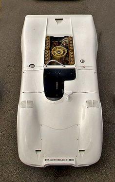 1971 Porsche 917 16 Cylinder