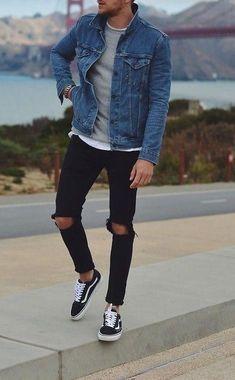 Nice One! - Men Jeans - Ideas of Men Jeans #menjeans #jeans -