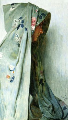 Alphonse Mucha (1860 – 1939)