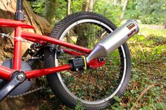 Enter th Turbospoke Bicycle Exhaust System Giveaway 4 Winners