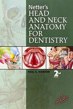 Netter's Head and Neck Anatomy for Dentistry by Neil S. N...