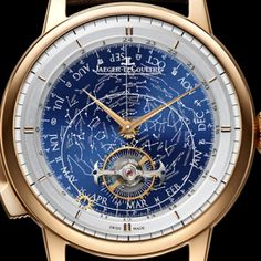 SIHH 2015: Jaeger-LeCoultre Master Grande Tradition Grande Complication Watch