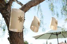 Hanging Sky Lanterns