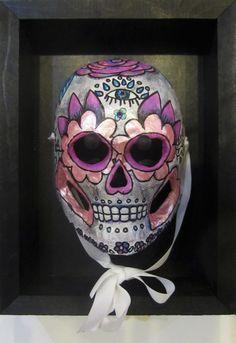 Day-of-the-Dead-Mask-II-708x1030.jpg (708×1030)