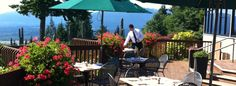 [other blog] Horizons Restaurant- top of burnaby mountain