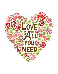♥O Amor é tudo que você precisa