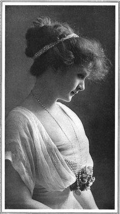 billie burke 1908
