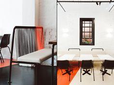 Fonda taqueria by Techne Architects, Melbourne
