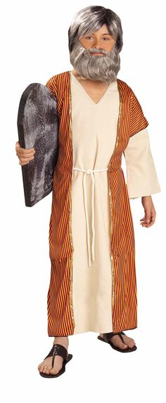 Biblical Times Moses Costume Child  sc 1 st  Pinterest & Baby #Abraham #Lincoln #costume | Twins | Pinterest | Abraham ...