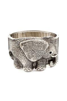 Ellie Bracelet in Silver on Emma Stine Limited