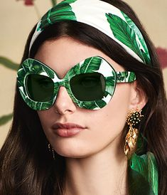 Eyewear Dolce & Gabbana | Botanical Garden Collection