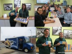 TY to the Tastykake team for donating treats for our volunteers this week! It made our hunger heroes happy! #TastyTurns100