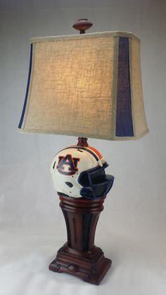 NCAA lamp auburn 33 in Jhardyhomedecor.com